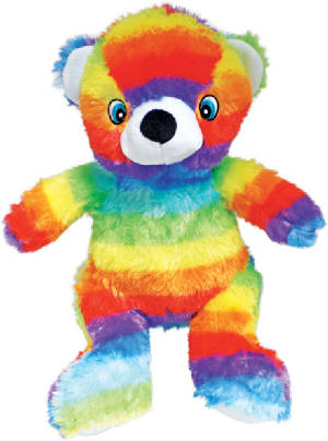 "14"" Striped Bear"