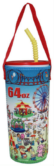 64 oz Carnival Cool Cup