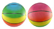 Big Rainbow Basketball
