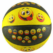 Small Emoji Basketball