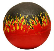 Big Flame Basketball