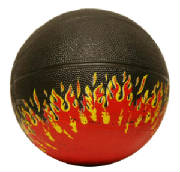 MINI FLAME BASKETBALL