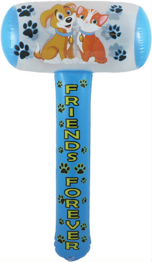 "23"" Inflate Friendship Hammer"