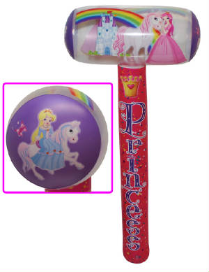 "38"" Inflate Princess Hammer"