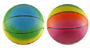 Mini Rainbow Basketball