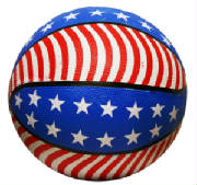"10"" USA BASKETBALL"