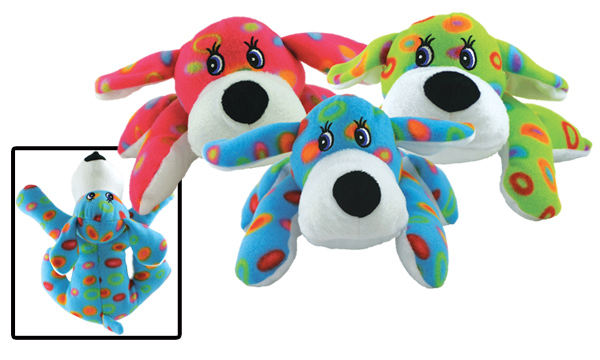 "13"" Colorful Hound Dog"