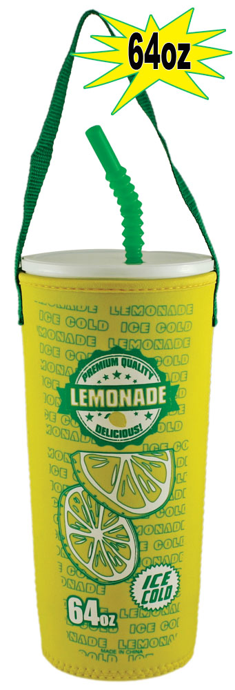 64 oz. Insulated Lemonade Cup