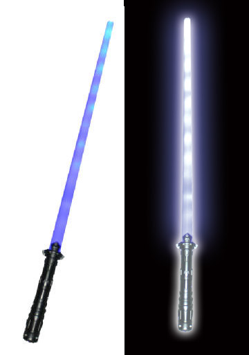 Blue Light-Up Sword