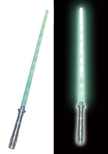 Green Light-Up Sword
