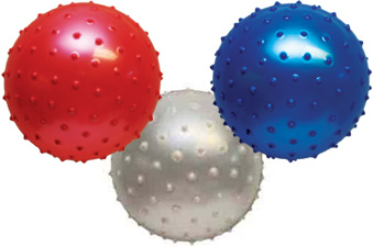 USA Knobby Balls Patriotic